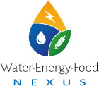 Water­­·Energy·Food NEXUS Logo