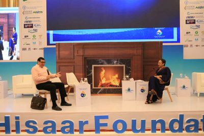 Session 5 Fireside Chat on Valuing Water